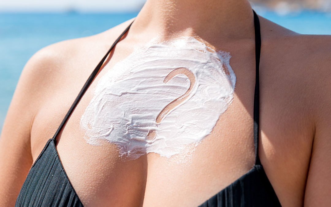 Why we need sunscreen during laser treatment