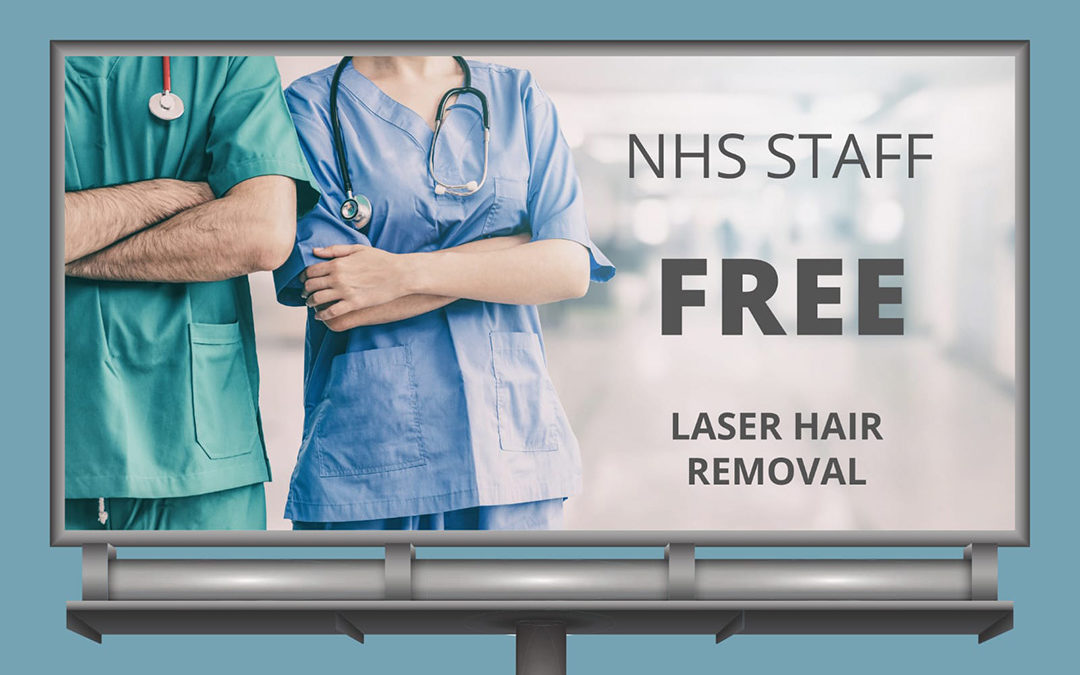 Offer for NHS Staff